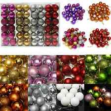 Xmas New 24X Christmas Tree Decor Ball Bauble Hanging Party Ornament Decor Home!