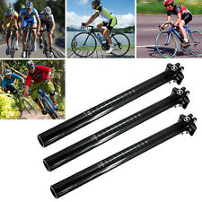 27.2/30.8/31.6mm 3K Carbon Fiber MTB Road Mountain Bicycle Bike Cycling Seatpost