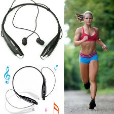 Wireless Headphone Headset Microphone Bluetooth Stereo Sport Neckband Handsfree