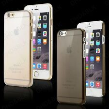 For Iphone 6s / 6s Plus Case Ultra Slim Thin Clear Tpu Silicon Soft Back Cover