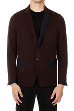 DRIES VAN NOTEN New single-breasted Mixed wool Jacket Authentic