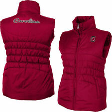 South Carolina Gamecocks Women's Garnet Olympia Vest