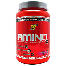 BSN Amino X BCAA Amino Acids Large 70 Servings - Choose Flavor AminoX