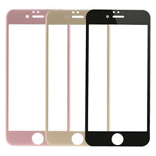 New Full Coverage HD Tempered Glass Film Screen Protector for iPhone 6 6s Plus