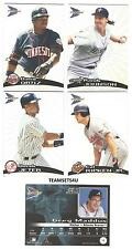1999 Pacific Prism Baseball Team Sets ** Pick Your Team Set **