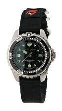 Momentum M1 Scuba Dive Watch with Black Re-Ply Sport Band Strap ALL Colors
