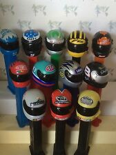 PEZ - NASCAR Helmets - Choose Driver or Track - Not All are Available