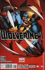 Wolverine (2013 4th Series) #1A VF