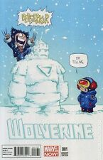 Wolverine (2013 4th Series) #1C VF