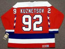 EVGENY KUZNETSOV Washington Capitals CCM Vintage Home NHL Hockey Jersey