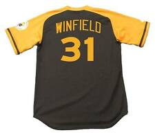 DAVE WINFIELD San Diego Padres 1978 Majestic Cooperstown Away Baseball Jersey
