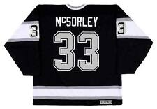 MARTY McSORLEY Los Angeles Kings 1993 CCM Vintage Away NHL Hockey Jersey