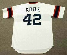 RON KITTLE Chicago White Sox 1985 Majestic Cooperstown Home Baseball Jersey