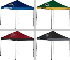 Choose Your NFL Team 9 x 9' Straight Leg Tailgate Canopy Tent Shelter by Coleman