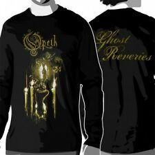 OFFICIAL Opeth - Ghost Reveries LONG SLEEVE T-shirt NEW Licensed Band Merch ALL