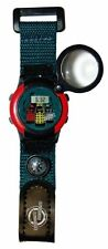 Doctor Who Boys Magnifying Compass LCD Watch with Sounds - Sent fast!