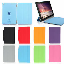 Ultra Thin Magnetic Besdata Smart Cover & Back Case for Apple iPad Sleep Wake