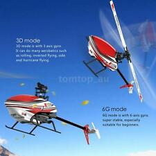 XK K120 Shuttle 6CH Brushless 3D/6G System w/ Battery RTF RC Helicopter G3B3