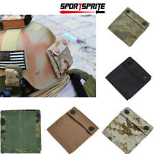 Helmet Counter Weight Bag Tactical Airsoft Hunting Helmet Duty Pouch Bag 5 Color