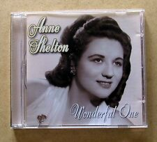 Anne Shelton - Wonderful One, CD