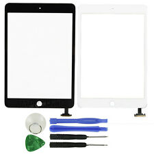 Ipad Mini Front Panel Touch Glass Lens Digitizer Screen Replacement Parts New US