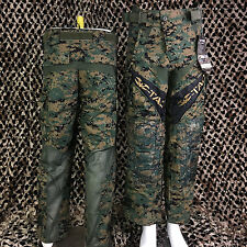 NEW Valken V-Tac ZULU Combat Tactical Paintball Pants - Marpat Digi Camo