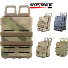 Outdoor Fast Mag Pouch Set Holster Magazine Double Molle Strike System Gen3 Hold