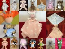 Primark Play & Learn Early Days Soft Toy Animals & Baby Comforters