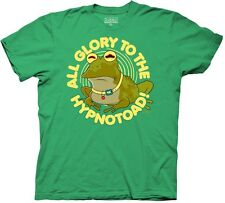 Futurama All Glory to the Hypnotoad Funny TV Adult T Shirt