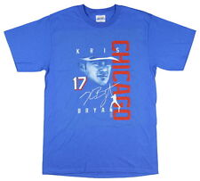 Kris Bryant Signature Licensed MLB Players Choice of Chicago Cubs T-Shirt