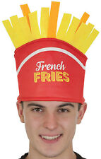French Fries Hat McDonalds Burger King Wendys Food Hat 27129