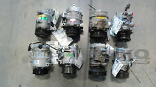 2011 2012 2013 2014 Ford Mustang GT AC Air Conditioner Compressor 5.0L 101K OEM