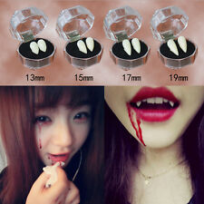 Bloodcurdling Vampire Werewolves Fangs Fake Dentures Teeth Costume Halloween BB