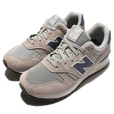 New Balance WL565PI B Grey Navy Suede Womens Running Shoes Sneakers WL565PIB