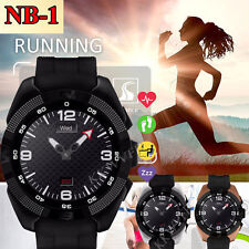 NB-1 Women Men Sport Office Heart Rate Monitor Thin Smart Watch for IOS&Android