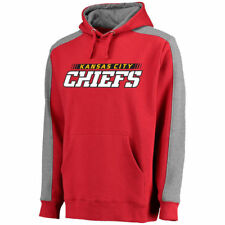 NFL Pro Line Kansas City Chiefs Red Westview Pullover Hoodie - NFL