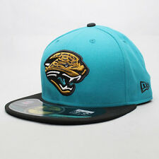 New Era 59fifty Jacksonille Jaguars On Field Fitted Cap Hat