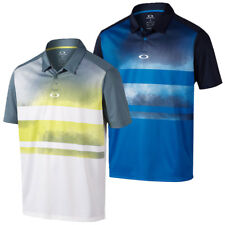 Oakley Golf 2016 Mens Cloudbreak Short Sleeve Performance Polo Shirt