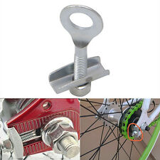 Lot Bike Chain Tensioner Adjuster Fr Fixie Fixed Gear Single Speed Track Bicycle