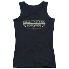 Sons Of Anarchy Teller Morrow Juniors Tank Top Shirt