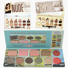 New The Balm Nude Tude Dude In The Balm of Your Hand Eyeshadow Blushers Palette