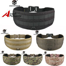 Tactical AIRSOFT LBT 1647B STYLE EMERSON PADDED MOLLE BATTLE BELT Hunting BELT