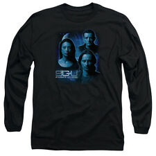 Stargate Universe At Odds Mens Long Sleeve Shirt