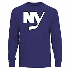 Rinkside New York Islanders Royal Big & Tall Primary Logo Long Sleeve T-Shirt