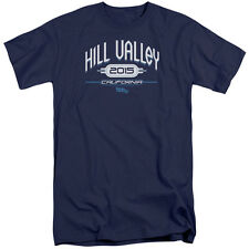 Back To The Future II Hill Valley 2015 Mens Big and Tall Shirt