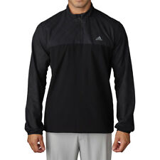 Adidas Golf 2016 Mens climastorm Competition Wind Jacket 1/4 Zip Water Resistant