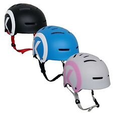 BYK Kids BMX Bike Street Skate Scooter Helmet - Asst Colors Universal Sizing