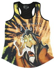Disney The Lion King Scar Surrounded By Idiots Sublimation Girls Tank Top