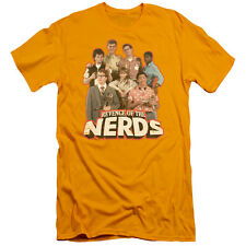Revenge Of The Nerds Group Of Nerds Short Sleeve Shirt Adult