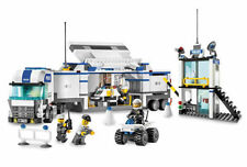 Lego City Police Command Centre - 7743 - Lego - Open but 100% complete